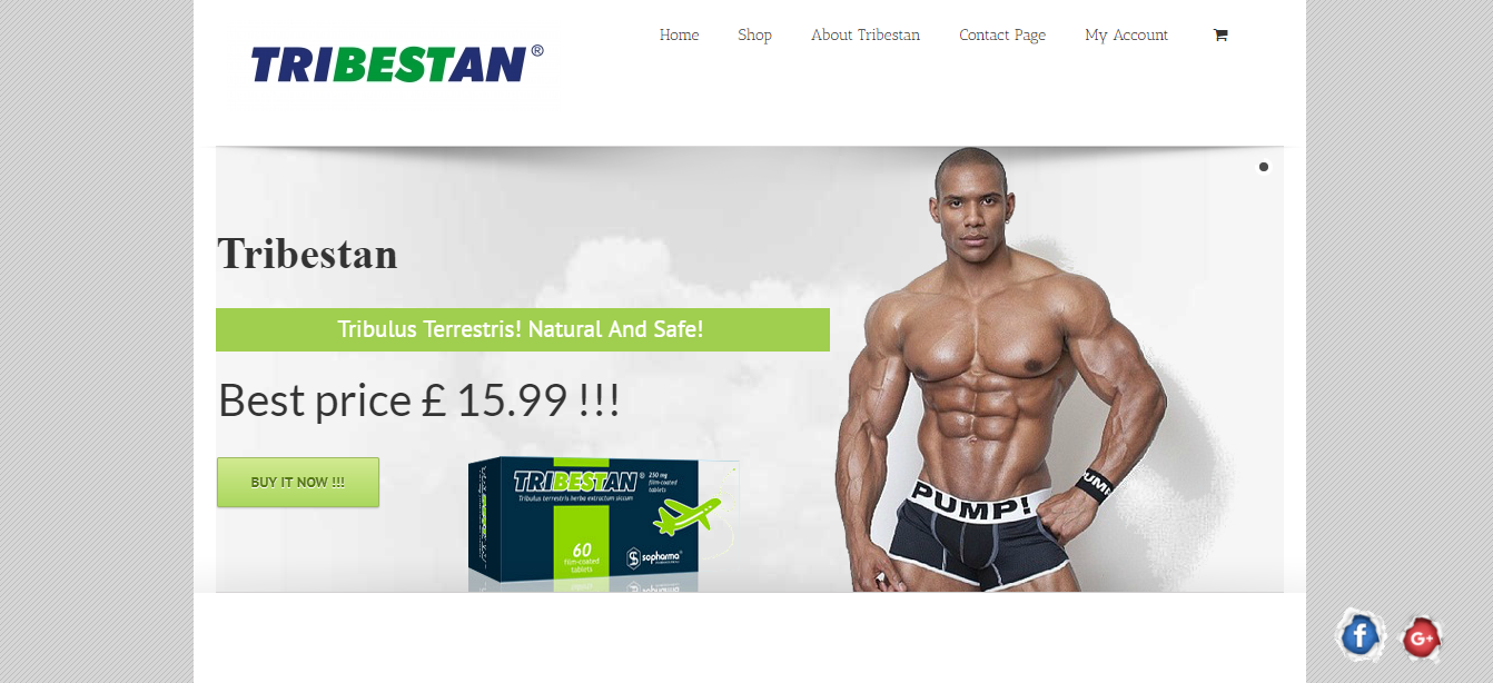Онлайн магазин на Tribestan